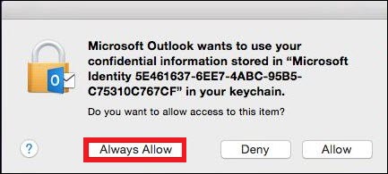 How to Repair Error and Fix Outlook 2016 for Mac not