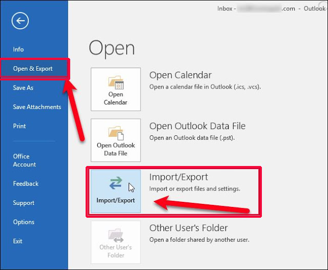 How to Export Contacts From Outlook to Google Account