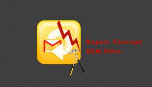 repair olm file