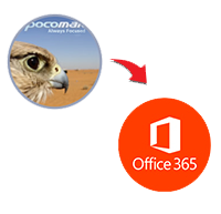 Pocomail to Office 365