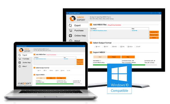 mbox zu pdf Konverter kostenlos