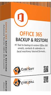 CubexSoft Office 365 Backup