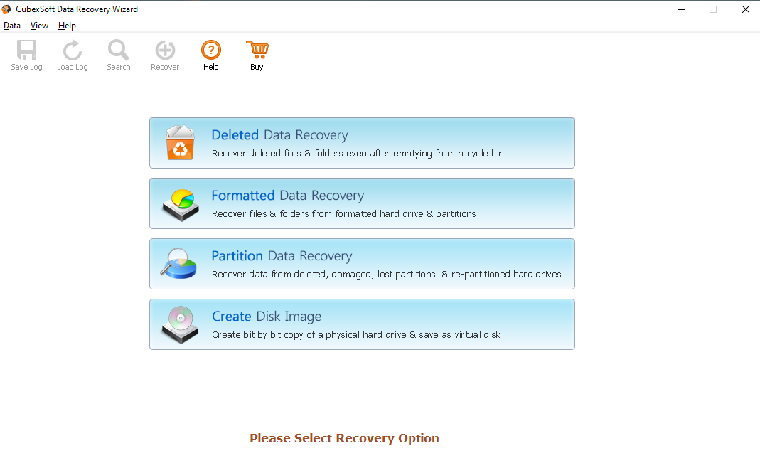 Restore permanently deleted files